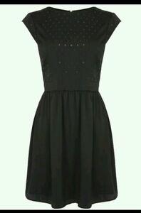 Dress Mojito coast Uk bnwt 18 By Size Black Bww7xqZ