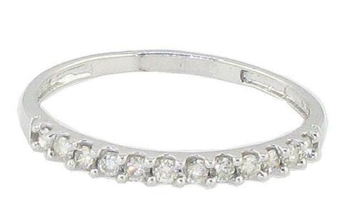 VS1 E 0.25 Ct Natural Diamond Wedding Engagement Ring Band White Gold Appraisal