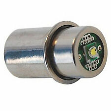 200LM 3W LED Upgrade Bulb for Mag-Lite 2 3 D C Cell LWSA201 White Star Krypton