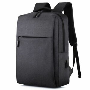 New 15.6 inch Laptop Backpack School Bag Anti Theft Men Travel Shoulder Rucksack