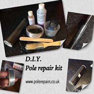 Diy fishing pole repair kit ebay for Fishing pole repair