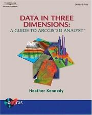 Data in Three Dimensions: A Guide to ArcGIS 3D Analyst-ExLibrary