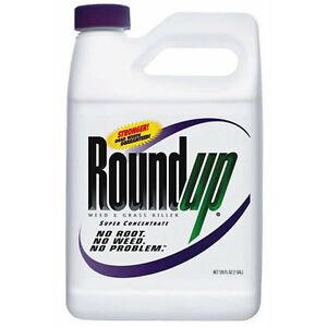 Roundup s postřikovačem