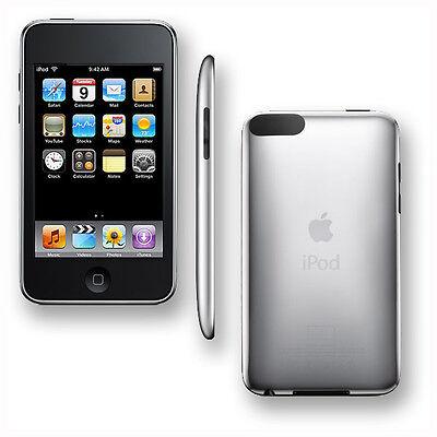 Geniune Apple iPod Touch 2nd Gen 32GB Black *VGC!* + Warranty!