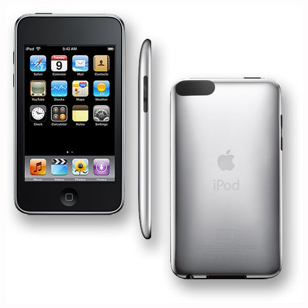 Apple Ipod Touch 2nd Generation Black 16 Gb For Sale Online Ebay