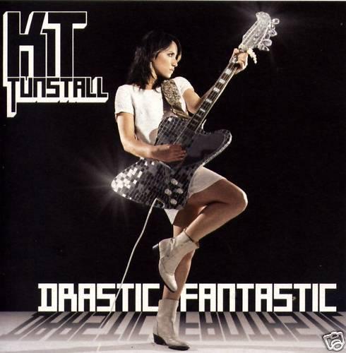 CD - KT TUNSTALL - Drastic fantastic