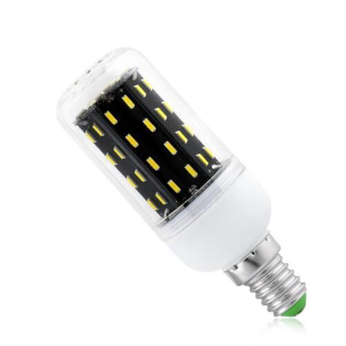 E14 E27 B22 G9 GU10 12//18//25//30//35W AC 220V LED 4014 White Corn Bulb Light Lamps