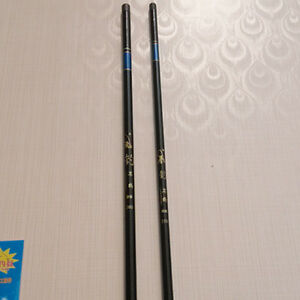 Telescopic Pole Spinning Freshwater Fishing Rod Fiberglass 2.7m-7.2m