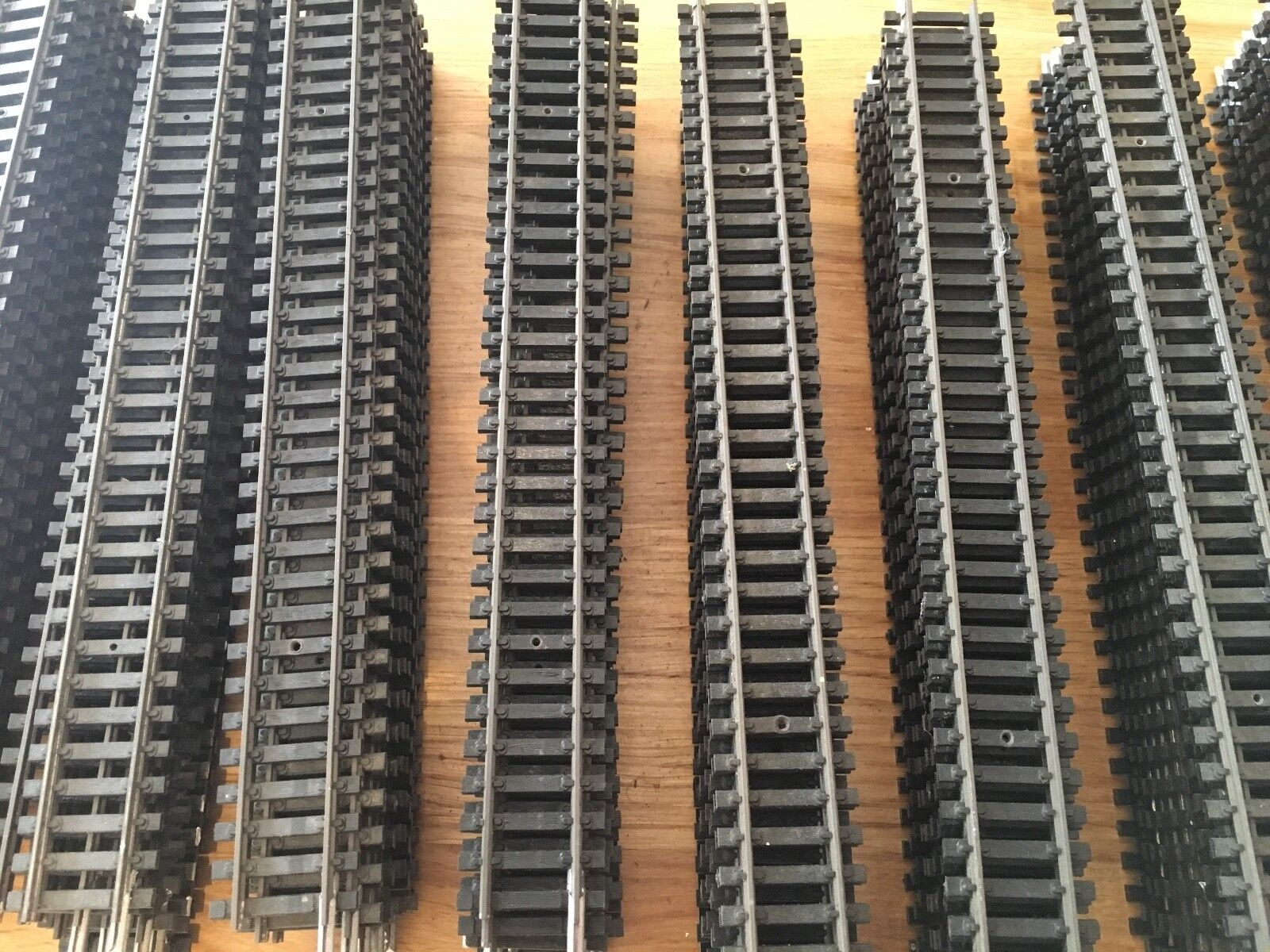 Jouef Train Track 00 HO - 127 Assorted Pieces - Exc Condition