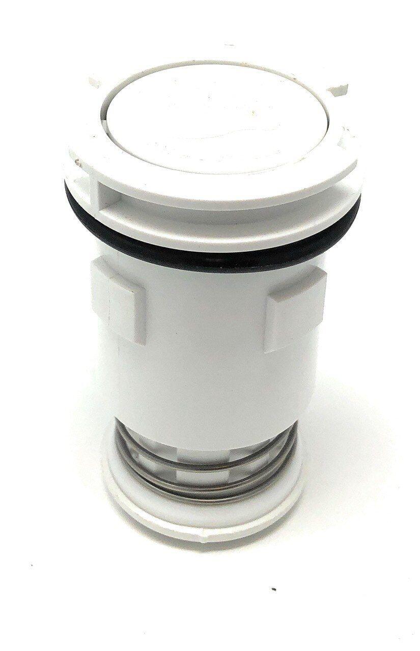 A&a Gamma Serie 4 cabeza de flujo ajustable emergente (blancoo)