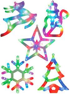 LED-Christmas-Window-Light-Xmas-Reindeer-Star-Tree-Snowman-Snowflake-Decoration