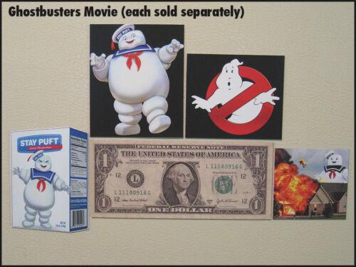 Fridge Fun Refrigerator Magnet GHOSTBUSTERS STAY PUFT MARSHMALLOW MAN Retro 80s