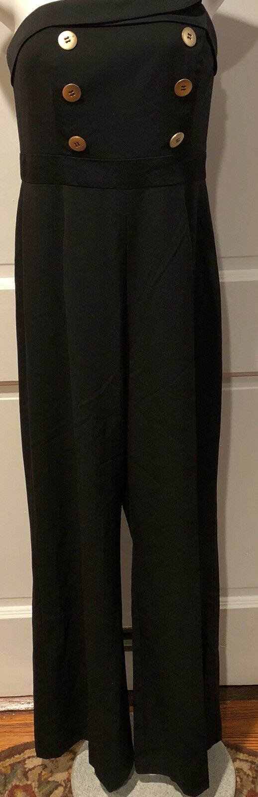 FREE PEOPLE The Robyn Exclusive Jumpsuit SIZE 6 New With Out Tags. Retails