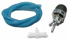 Fuel / Gas Primer Kit - Button Style used on many Snowmobile