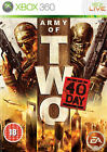 Army of Two The 40th Day XBox 360 *in Excellent Condition*