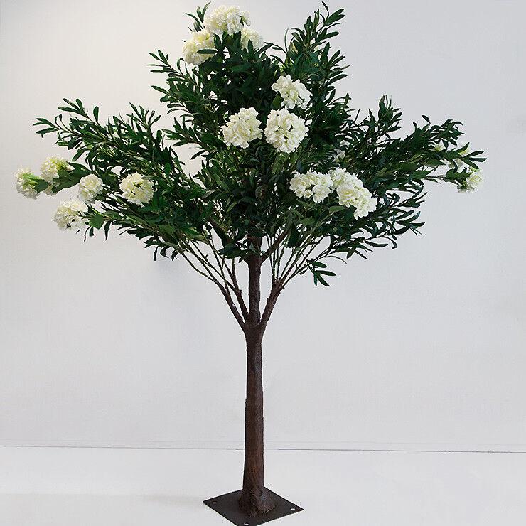 Jardin anglais Blossom Tree 170 cm Soie Artificielle Mariage Décoration Décoration