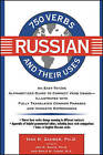 750 Russian Verbs and Their Uses by Issa R. Zauber, etc. (Paperback, 1997)