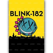 Blink-182 Rotofugi Custom Wall Decor Silk Poster