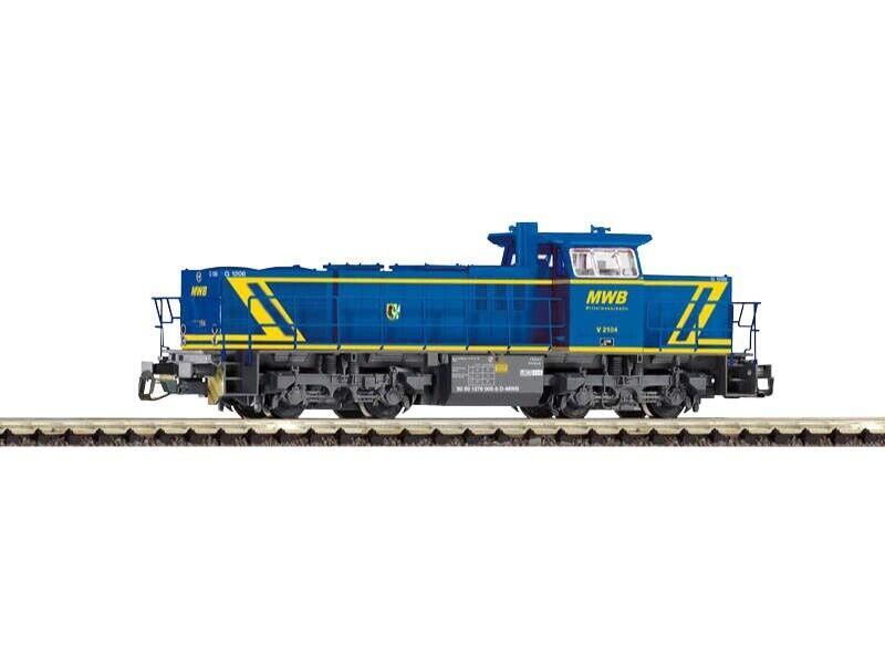 PIKO 47224 Diesel G 1206 status, EPOCA VI, traccia TT