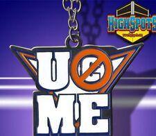 WWE John Cena U Cant See Me Pendant Necklace, Wrestling,You White/Orange