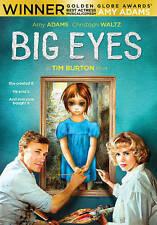 Big Eyes by Amy Adams, Christoph Waltz, Danny Huston, Jon Polito, Krysten Ritte