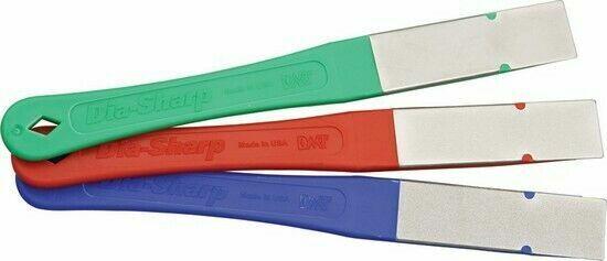Fine Extra Fine Stones DMT Sharpener Dia-Sharp Mini Hone Sharpening Kit Coarse