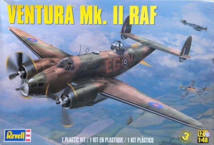 Revell 1 48 Ventua Mk.II RAF [Includes Eduard Mask]