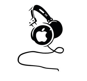 Etiqueta-del-vinilo-pegatina-de-DJ-Auriculares-Para-Laptop-Apple-Macbook-Air-Pro-13-034-15-034