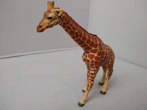 Retraité Schleich animal figurine femme girafe figurine Safari Animal Sauvage D73527