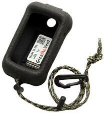 Housse Robuste pour Garmin Oregon 550t, 450t, 550, 450 USA made GizzMoVest Black