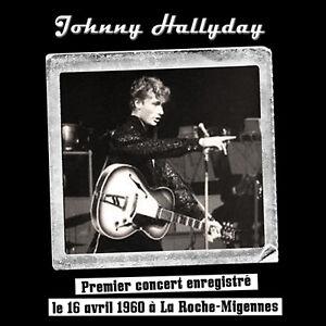 CD-Johnny-Hallyday-a-la-Roche-Migennes-1960-Digipack
