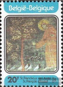 Belgio-2122-completa-Edizione-nuovo-linguellato-1982-Franz-di-Assisi