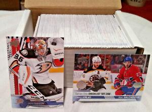 Hockey-Upper-Deck-2016-17-Series-1-Hockey-COMPLETE-SET-1-200