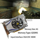 nVIDIA GeForce GT730 4GB GDDR5 128Bit PCI Express Game Video Card Graphics Card