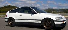 16X7 +40 SLIPSTREAM 4X100 BRONZE WHEELS Fits Yaris Mr2 Celica Corolla Tercel rim
