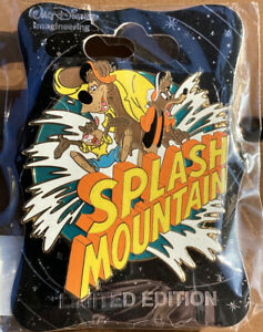 WDI-Splash-Mountain-Brer-Fox-Bear-Rabbit-30th-Anniversary-Pin-Variant-LE-Disney