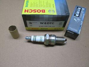 VW-LT-amp-Audi-100-Bougie-Bosch-0241229716-W8DTC-NEUF