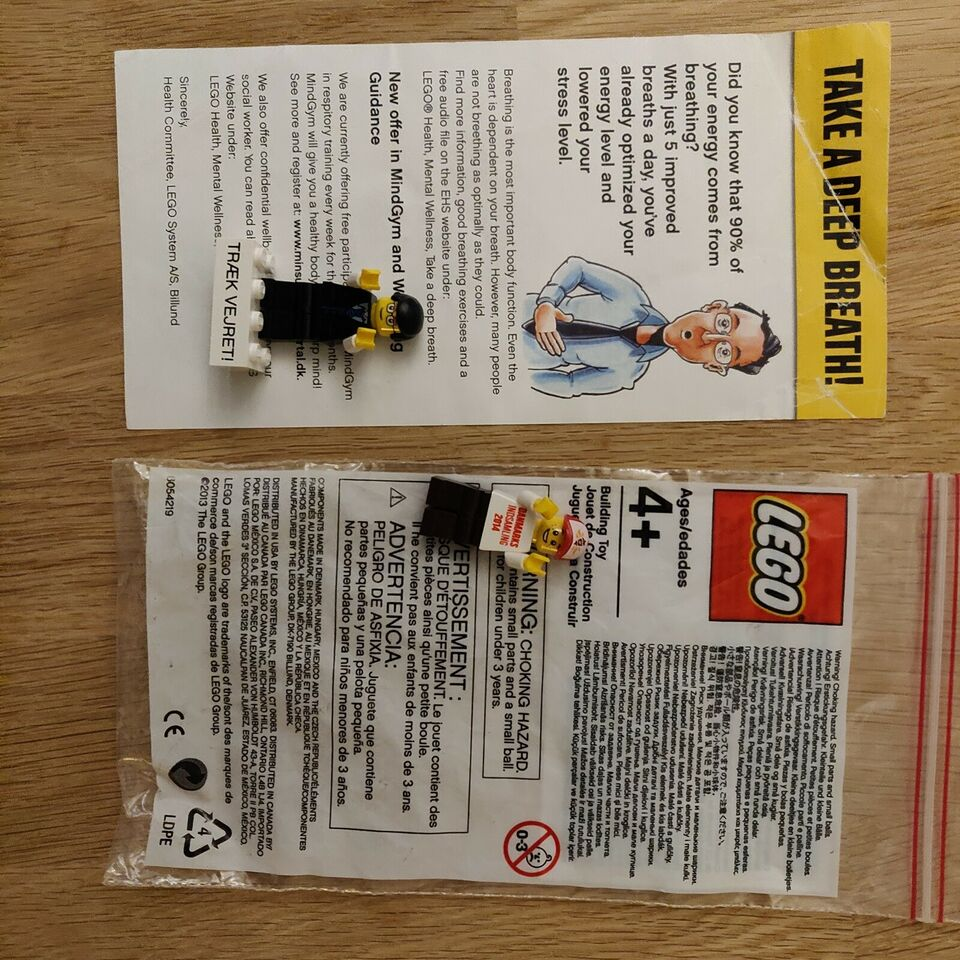 Lego Exclusives, Hub birds