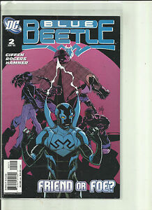 Blue Beetle Vol 2 20062009 2 - <span itemprop=availableAtOrFrom>Alnwick, Northumberland, United Kingdom</span> - Blue Beetle Vol 2 20062009 2 - Alnwick, Northumberland, United Kingdom