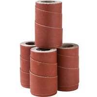 Jet 60-6220 220 Grit Ready-to-wrap Abrasive Strips Pack of 4 Tools and Accessories
