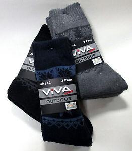 Outdoor-socken 3 Paar Arbeitssocken Weicher Bund Socken Outdoor 2,00€/paar Arbeitskleidung & -schutz