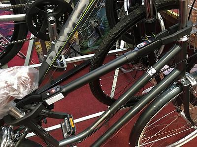 FäHig Rack Support Crossbar For Ladies Or Y Frames (makes For Easy Car Rack Fitting)
