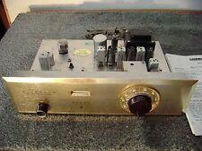 SCOTT  LT -111  FM STEREO MULTIPEX  TUBE TUNER