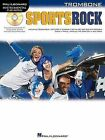 Sports Rock: Trombone by Hal Leonard Publishing Corporation (Mixed media product, 2009)
