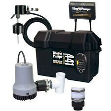 Liberty Pumps 441 Battery Back Up Sump Pump System 1260 Gph 10