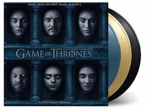 Game-of-Thrones-Season-6-Coloured-Limited-Blue-Gold-Vinyl-3x-LP-Soundtrack-Music