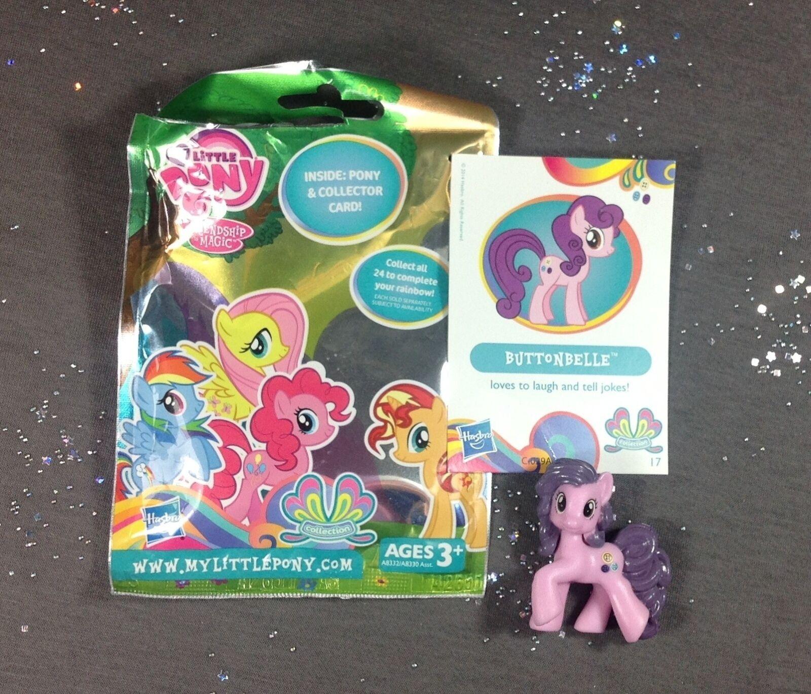 Pursey Pink #15 Blind Bag Wave 11 MLP My Little Pony Friendship Is Magic FIM