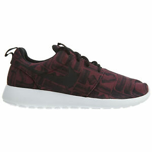 Details about Nike Womens Roshe One BlackWhiteDark Grey Running Shoes Size 9 (839900)