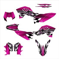 2008 2009 2010 2011 Ktm Exc Xcf 125 250 300 450 530 Graphics Deco No2500 Pink