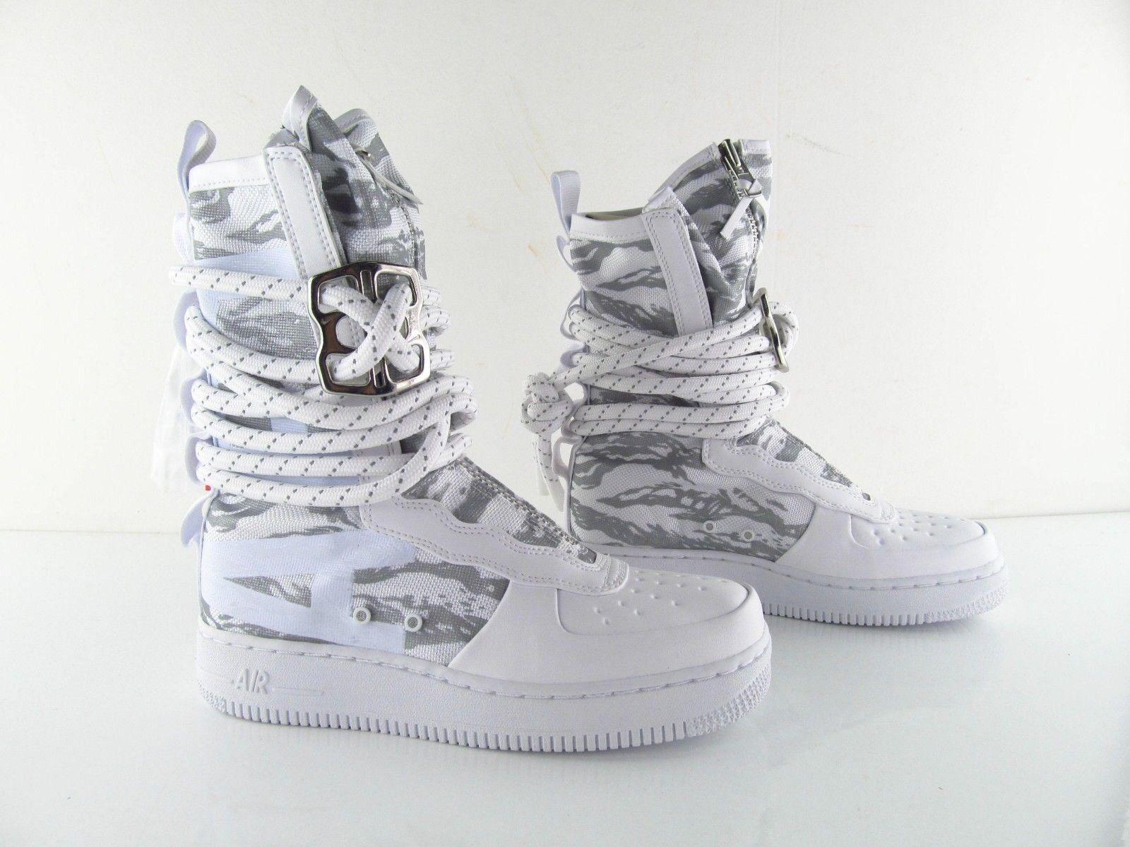 Nike SF Air Force 1 1 1 af1 Hi premium botas blanco zapatilla de deportebota us_6 eur_36.5  entrega rápida